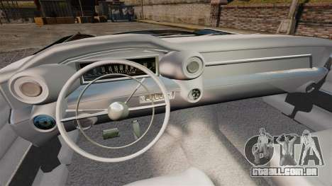 Cadillac Eldorado 1959 v2 para GTA 4 vista de volta
