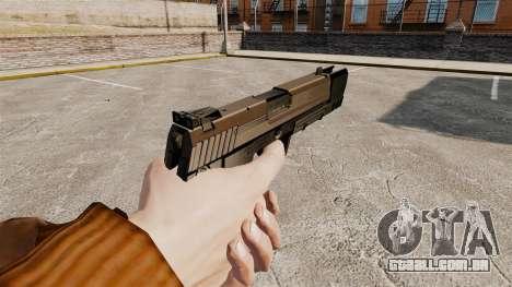 Carregamento automático pistola USP H & K v2 para GTA 4