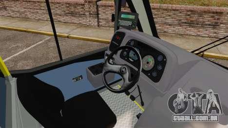 Mercedes-Benz Neobus Thunder LO-915 para GTA 4 vista inferior