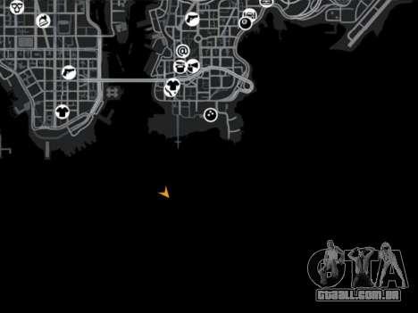 Ultra Nitro faixa para GTA 4 oitavo tela