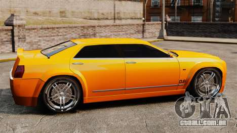 PMP600 DUB Edition para GTA 4 esquerda vista