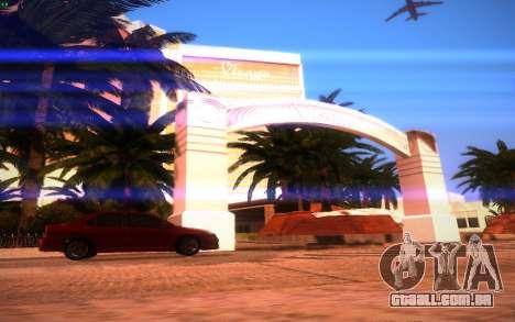 ENBS V3 para GTA San Andreas oitavo tela