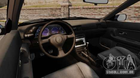 Nissan Skyline R32 GTS-t para GTA 4