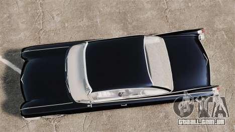 Cadillac Eldorado 1959 v2 para GTA 4 vista direita