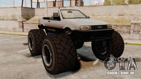 Futo Monster Truck para GTA 4