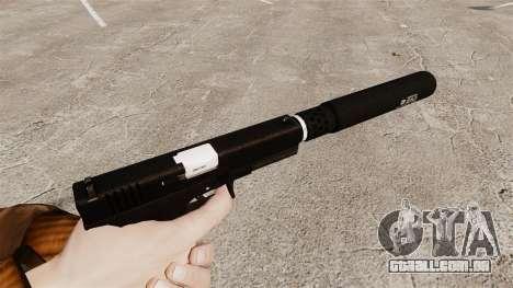 Autocarregáveis v1 de pistola Glock 17 para GTA 4 segundo screenshot