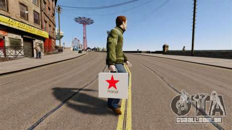 Pacote Macys para GTA 4