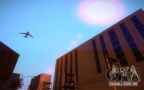 ENBS V3 para GTA San Andreas sexta tela