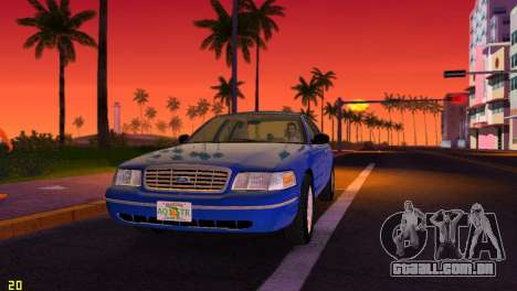 ENBSeries by FORD LTD LX v2.0 para GTA Vice City terceira tela