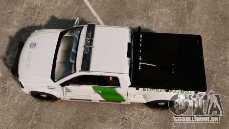 Ford F-150 v3.3 Border Patrol [ELS & EPM] v2 para GTA 4