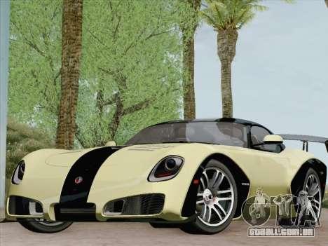 Devon GTX 2010 para as rodas de GTA San Andreas