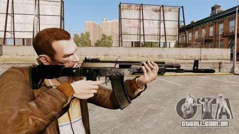 Kalashnikov AK-12 para GTA 4