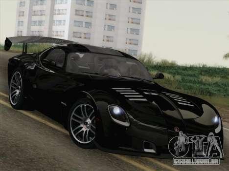 Devon GTX 2010 para o motor de GTA San Andreas