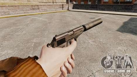 Autocarregáveis v1 de pistola Walther PPK para GTA 4 segundo screenshot