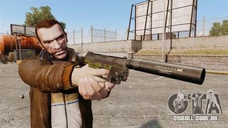 Walther P99 pistola semi-automática v3 para GTA 4