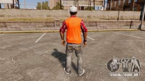 Roupa nova para o Pathos para GTA 4 segundo screenshot