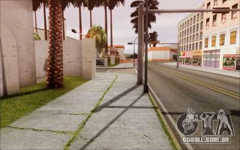 RoSA Project v1.2 Los-Santos para GTA San Andreas sexta tela