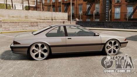 Fortuna nos drives de 22 polegadas para GTA 4