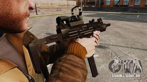 Tático Uzi v4 para GTA 4 segundo screenshot