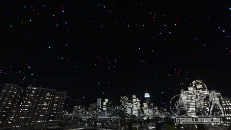 Novo dia e noite céu para GTA 4 segundo screenshot