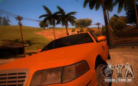 ENBS V3 para GTA San Andreas segunda tela