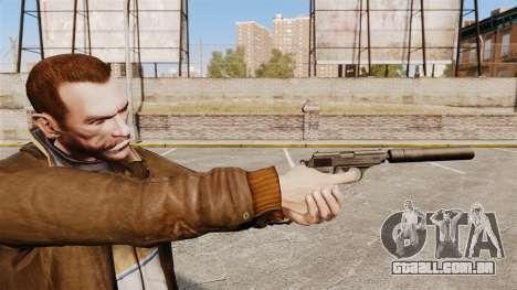 Autocarregáveis v1 de pistola Walther PPK para GTA 4
