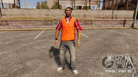 Roupa nova para o Pathos para GTA 4