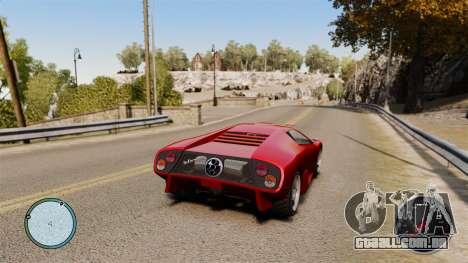 Velocímetro AdamiX v6 para GTA 4 segundo screenshot