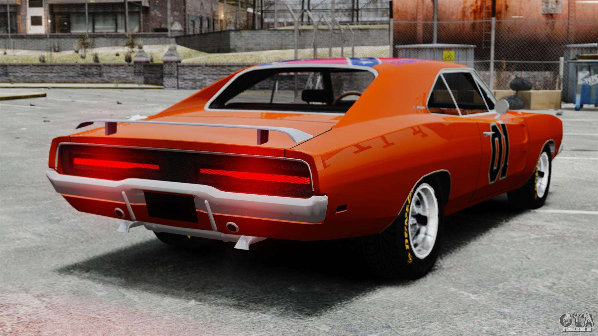 how to get a dodge charger into australia