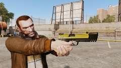 Carregamento automático pistola USP H & K v4