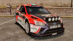 Ford Focus RS Munchis WRC