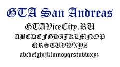 A fonte oficial para o GTA San Andreas