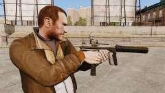 Tático MP9 metralhadora v1 para GTA 4
