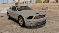 Ford Mustang Shelby GT500 2008
