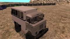 GAZ 66 assistir