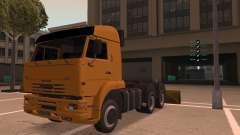 KAMAZ 260 Turbo