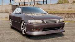 Toyota Mark II 1990 v1 para GTA 4