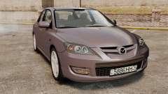 Mazda 3 Sport para GTA 4