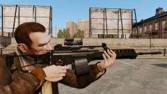 Fuzil de assalto de H & K MG36 v3