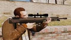 O DSR-1 sniper rifle para GTA 4
