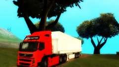 Semi-reboque para GTA San Andreas