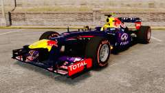 RB9 v6 carro, Red Bull
