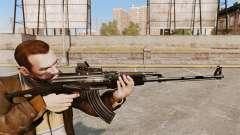 Metralhadora leve de Kalashnikov