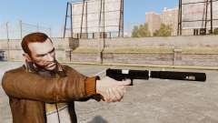 Autocarregáveis v1 de pistola Glock 17
