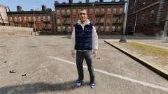 Roupa nova para Hossan para GTA 4