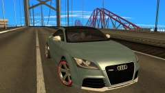 Audi TT RS Plus 2013 para GTA San Andreas