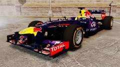 Carro, Red Bull RB9 v2