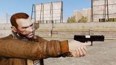 Autocarregáveis v2 de pistola Glock 17
