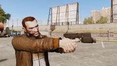 Pistola tática Glock 18 v1