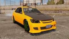 Lexus IS 300 para GTA 4